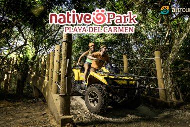 Native Park Playa del Carmen – $349 mxn ¡promoción para socios Acceso Sin Límite!