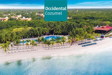 Occidental Cozumel – Day Pass $750 mxn Todo Incluido – Promoción con membresía Acceso Sin Limite