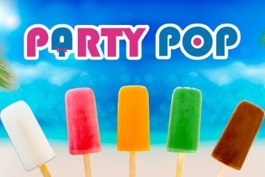 Party Pop – Paletas y Saborines Artesanales