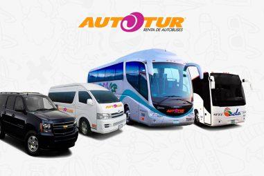 AUTOTUR 15% de ¡Descuento en renta de Transporte! – Promoción con membresía Acceso Sin Limite