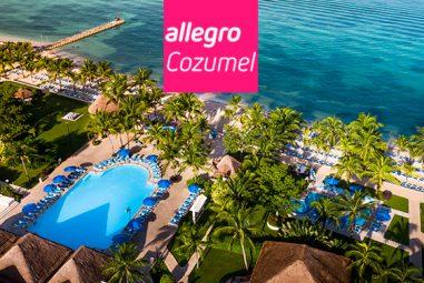 Allegro Cozumel – Day Pass $650 mxn Todo Incluido – Promoción con membresía Acceso Sin Limite