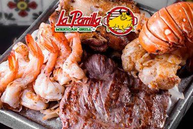 Restaurante La Parrilla -15% de descuento – Promoción con membresía Acceso Sin Limite
