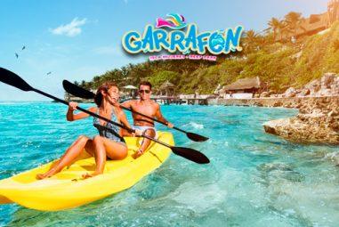 Parque Garrafón – $500 Pesos Tarifa especial – Promoción con membresía Acceso Sin Limite