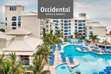 Occidental Costa Cancún – Desde $600 mxn – Promoción con membresía Acceso Sin Limite