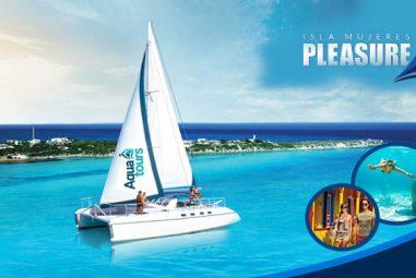 Tour Isla Mujeres Pleasure – ¡promoción para socios Acceso Sin Límite!