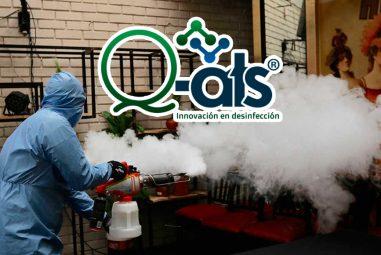 Q-ats® Especialistas en Desinfección