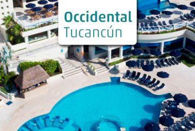 Occidental Tucancun – Day Pass desde $650mxn – Promoción con membresía Acceso Sin Limite