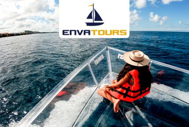 Lancha Transparente – Enva Tours Cozumel